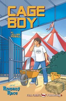 Cage Boy: Level 5 Badger Learning