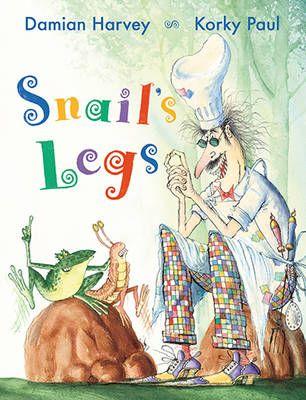 Snail's Legs Badger Learning