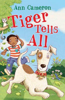 Tiger Tells All Badger Learning