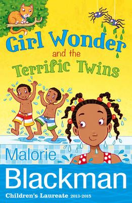 Girl Wonder and the Terrific Twins Badger Learning