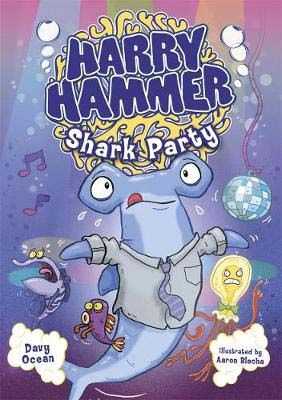 Shark Party Badger Learning