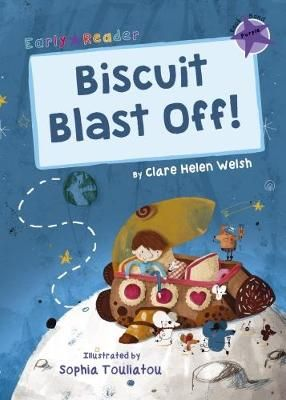 Biscuit Blast Off! Early Reader Badger Learning