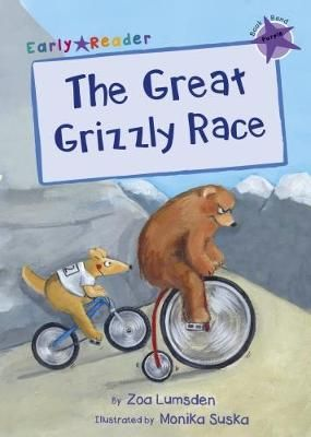 The Great Grizzly Race Badger Learning