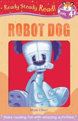 Robot Dog Badger Learning
