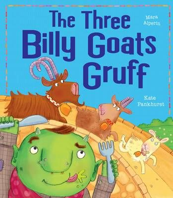 The Three Billy Goats Gruff Badger Learning