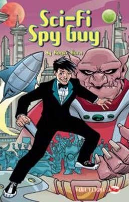 Sci-fi Spy Guy Badger Learning