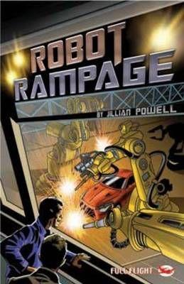 Robot Rampage Badger Learning