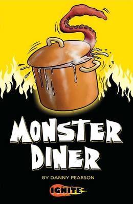 Monster Diner Badger Learning