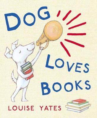 Dog Loves Books Badger Learning