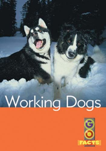 Working Dogs (Go Facts Level 3) Badger Learning