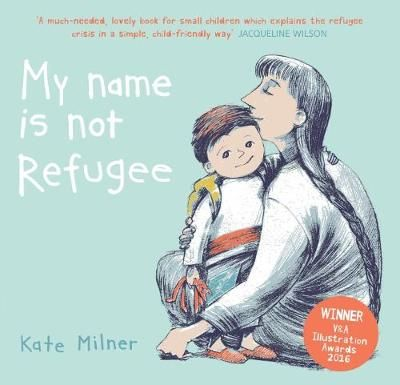 My Name is Not Refugee Badger Learning