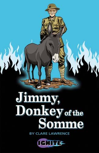 Jimmy, Donkey of the Somme Badger Learning