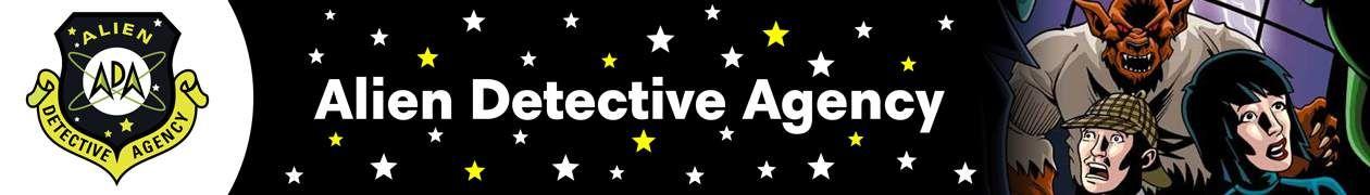 Alien Detective Agency