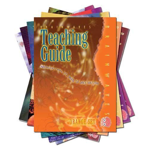 Brainwaves Orange Guided Reading Set
