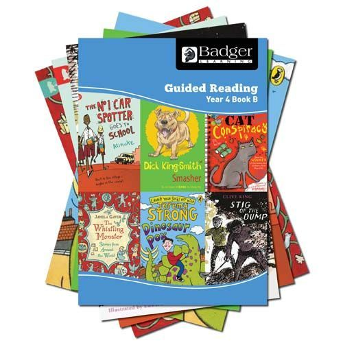 Enjoy Guided Reading Year 4 Pack B