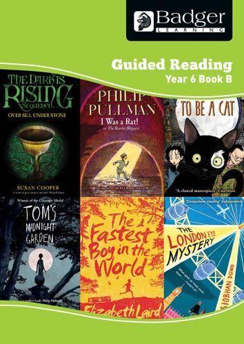 Enjoy Guided Reading Year 6 Book B Teacher Book & CD