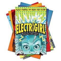 Age 7-11: Graphic Novels & Comic Strips