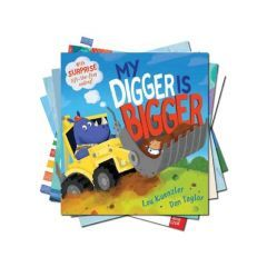 Age 3-4: New Picture Books