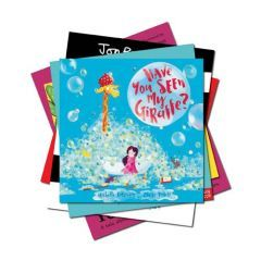 Age 4-5: New Picture Books