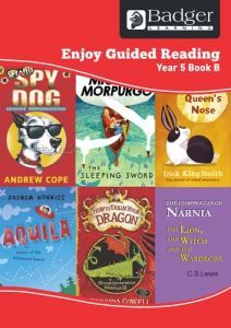 Enjoy Guided Reading Year 5 Book B Teacher Book & CD