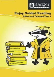 Enjoy Guided Reading Gifted & Talented Year 3 Teacher Book & CD