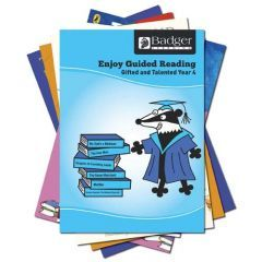 Enjoy Guided Reading Gifted & Talented Year 4 Pack
