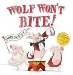 Wolf Won't Bite - Pack of 6