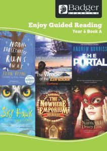 Enjoy Guided Reading Year 6 Book A Teacher Book & CD