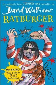 Ratburger - Pack of 6