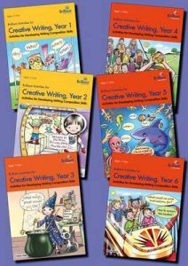 Brilliant Activities for Creative Writing Years 1-6