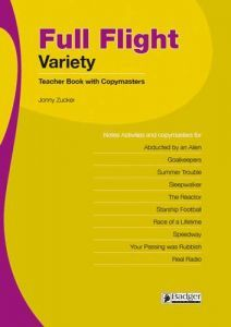 Full Flight Variety Teacher Book + CD