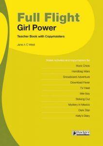 Full Flight Girl Power Teacher Book + CD