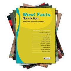 WOW! Facts Beyond Lime - Complete Pack with Teacher Book + CD