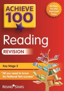 Achieve 100 Reading Revision book