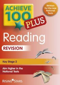 Achieve 100 PLUS Reading Revision book