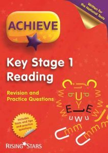 Achieve KS1 Reading Revision and Practice Questions - Pack of 10