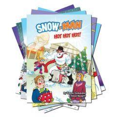Snow-Man - Readers Pack
