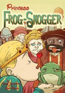 Princess Frog-Snogger