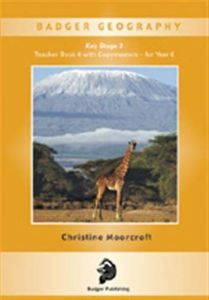Geography KS2 Teacher Book 4 for Year 6