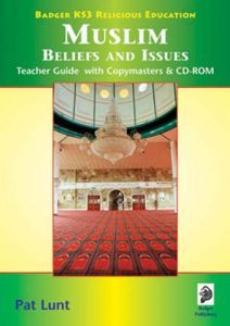 KS3 RE: Muslim Beliefs & Issues Teacher Book + CD