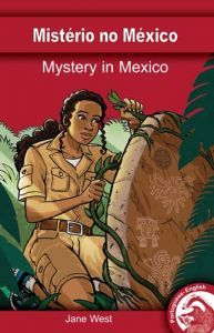 Mystery in Mexico (English/Portuguese Edition)