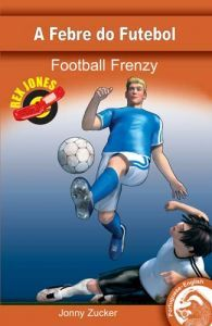Football Frenzy (English/Portuguese Edition)