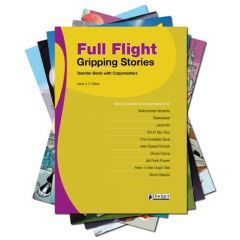 Full Flight Gripping Stories - Complete Pack with Teacher Book + CD