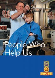 People Who Help Us (Go Facts Level 4)