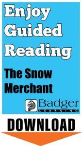 Enjoy Guided Reading: The Snow Merchant Teacher Notes