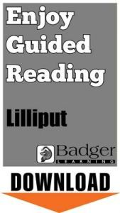 Enjoy Whole Class Guided Reading: Lilliput Teacher Notes