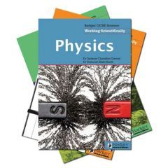 GCSE Working Scientifically: All three books + CDs