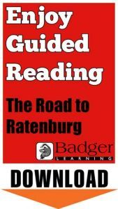 Enjoy Guided Reading: The Road to Ratenburg Teacher Notes