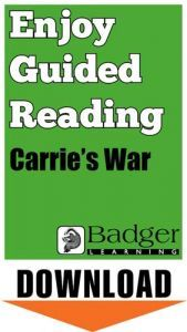 Enjoy Guided Reading: Carrie's War Teacher Notes