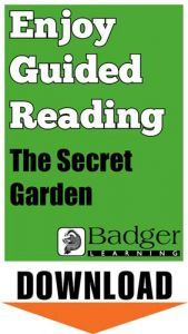 Enjoy Guided Reading: The Secret Garden Teacher Notes